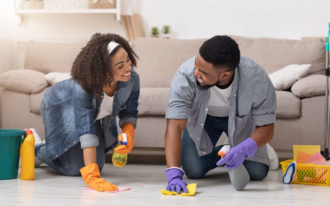 Do You Need to Rethink the Division of Household Chores?